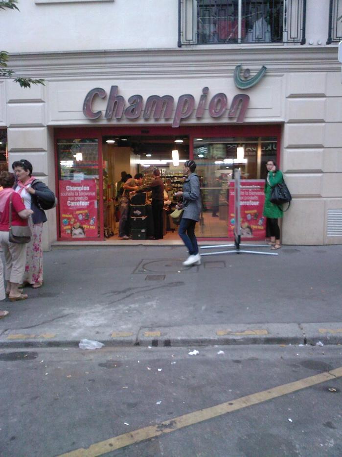 Paris Clignancourt