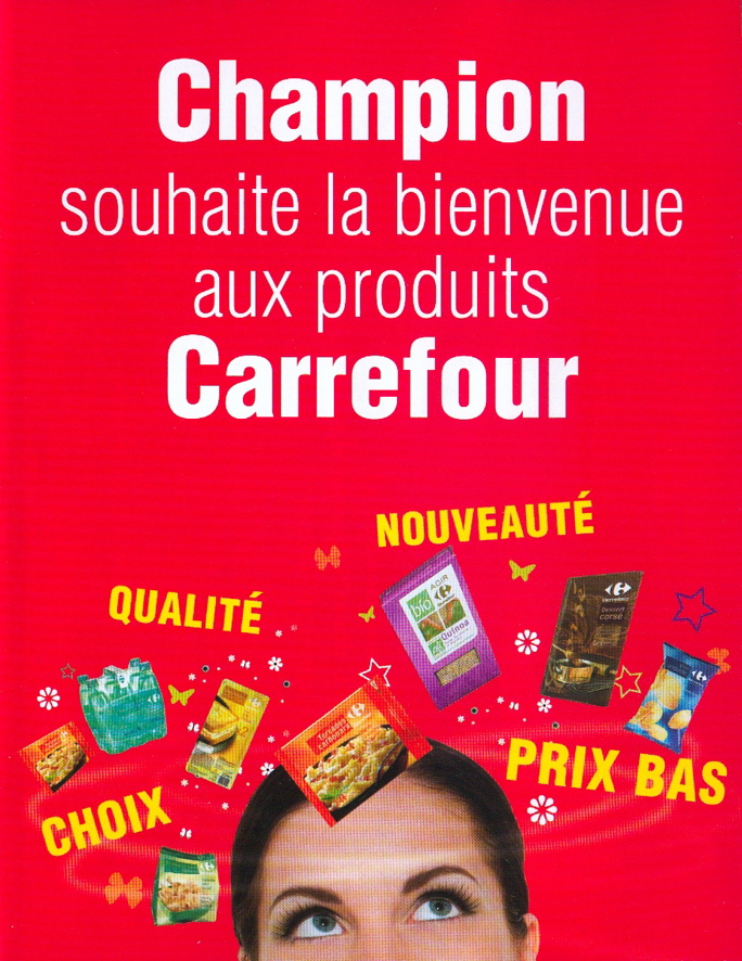 ProduitsCarrefour